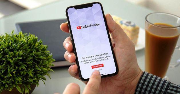 Cara Daftar YouTube Premium Gratis 1 Bulan