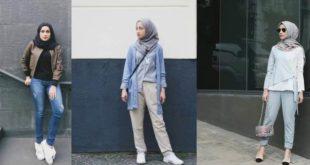 Ide Kombinasi Warna Pakaian & Hijab